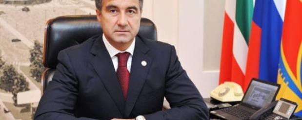 Мэр Челнов стал и.о. заместителя премьера-министра Татарстана