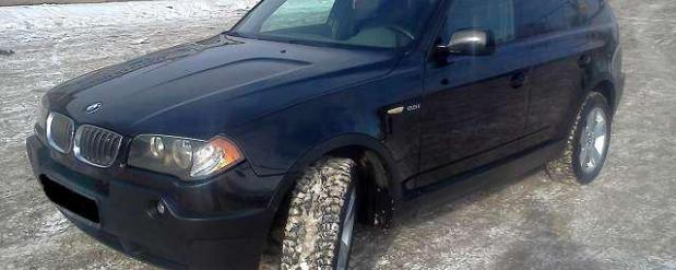 В Автограде бизнесмен избил друга, а труп спрятал в его машине BMW X3