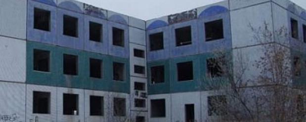 В Набережных Челнах на месте заброшенного дома появится детский сад