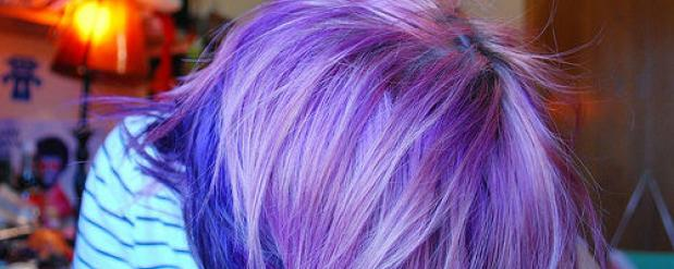Подросток выбросился в Челнах с 9 этажа из-за неудачного окрашивания волос в фиолетовый цвет