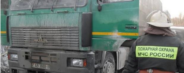 «МАЗ» из Челнов протаранил иномарку в Саратовской области