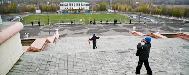 На реконструкцию Парка Победы и строительство цирка Челнам нужны 750 миллионов рублей