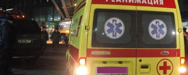 """Карета """"Скорой помощи"""" в Челнах попала в аварию, устроив трехкилометровую пробку"""