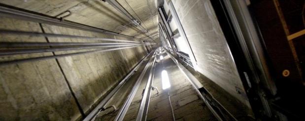 В Автограде в шахту упал лифт вместе с человеком
