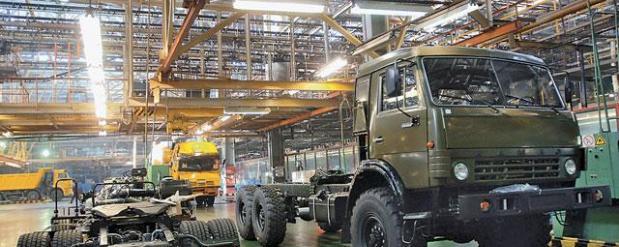 Представительство челнинского ОАО «КАМАЗ» хотят открыть в Камбоджи