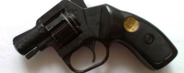 Житель Челнов собрал револьвер и потерял его на улицах города