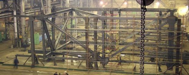 На торги выставили челнинский завод металлоконструкций