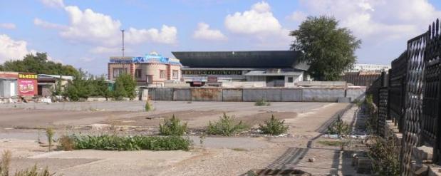 Комсомольский рынок в Набережных Челнах не закрыли