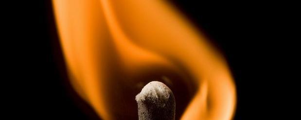 Челнинка устроила в поле самосожжение