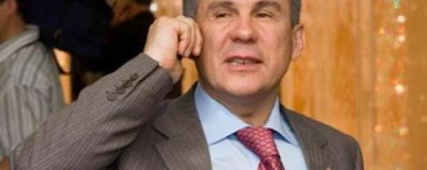 Президент Татарстана попросил в правительстве РФ помощи для «КАМАЗа»