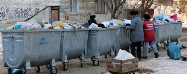 На мусорке в Челнах нашли труп младенца, завернутый в пакет