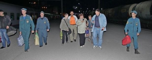 В Набережные Челны едет очередная партия беженцев из Украины