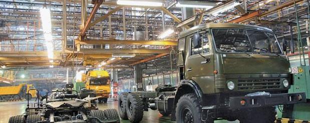 В июне на челнинском «КАМАЗа» выпустят образец беспилотного грузовика