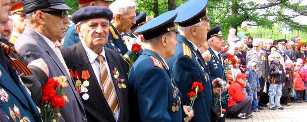 К 9 Мая в Челнах установят баннеры с портретами ветеранов