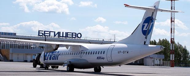 Аэропорт «Бегишево» начал продажу авиабилетов до Симферополя