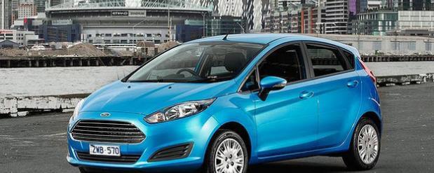 Собирать Ford Fiesta начали на заводе в Набережных Челнах