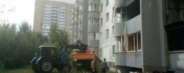 В Набережных Челнах введен режим чрезвычайной ситуации из-за взрыва в жилом доме