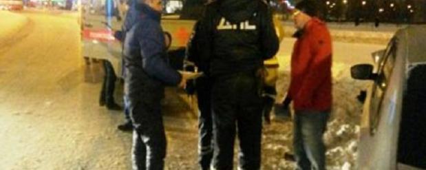 В Набережных Челнах трое пассажиров микроавтобуса пострадали в дорожной аварии