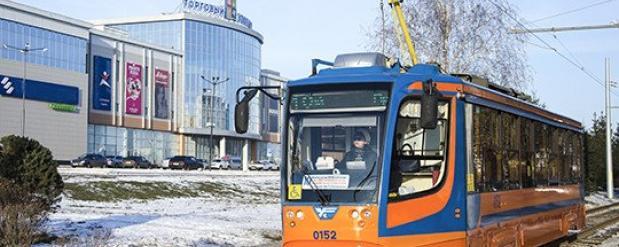 В Набережных Челнах отменены ночные трамваи на заводы
