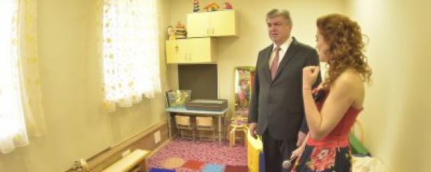 В Челнах открылся единственный в Татарстане центр для детей-аутистов