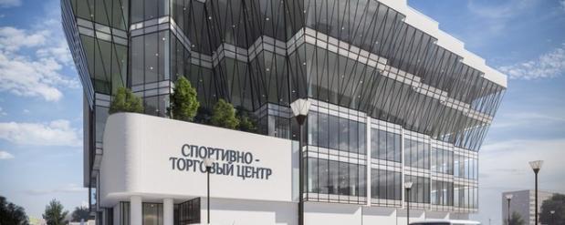 В Набережных Челнах появится новый спортивно-торговый центр