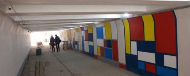 В Набережных Челнах подземные переходы на Московском проспекте обновят к ноябрю