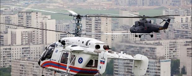 В Набережных Челнах появится санитарный вертолет