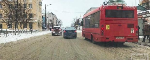 В Набережных Челнах введут единый проездной для автобусов и трамваев