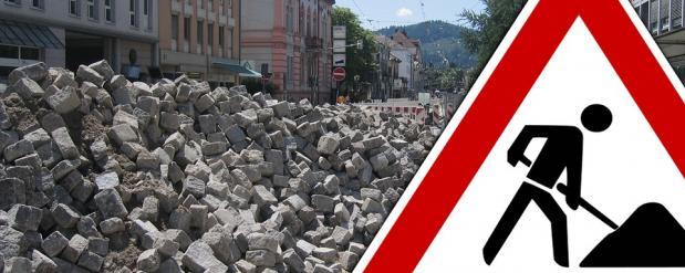 Дорогу Набережные Челны-Нижнекамск закрыли из-за проведения строительных работ
