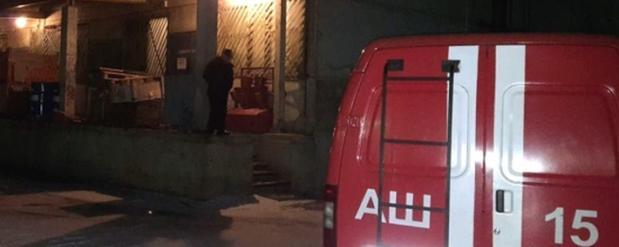 В Челнах слесарь случайно устроил пожар на предприятии и сгорел сам
