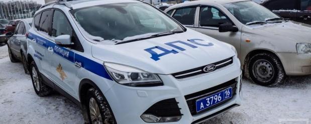Водителя-наркомана задержали в Набережных Челнах
