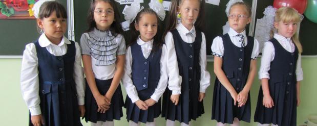 В Набережных Челнах школьникам навязывают форму определенного производителя