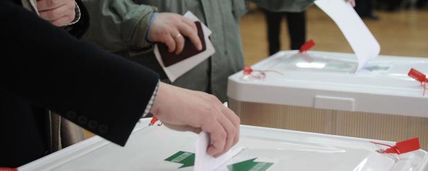 В Набережных Челнах проходят выборы