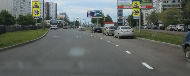 Оказывается, в Набережных Челнах одни из лучших автомобильных дорог в стране