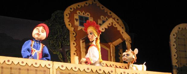 К Новому году готовятся кукольные театры