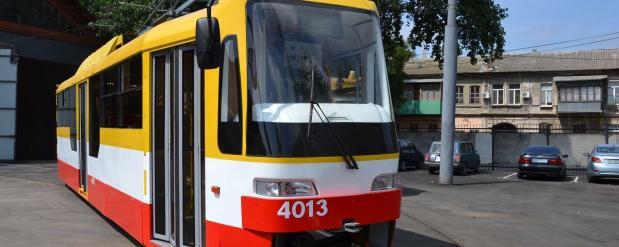 В Набережных Челнах появится пять новых трамваев