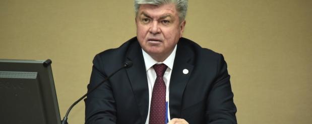 12 октября мэру Набережных Челнов исполнилось 60