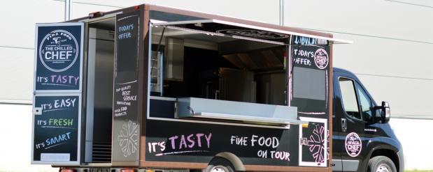 В Набережных Челнах во время крупных празднований на открытом воздухе может появиться горячая еда
