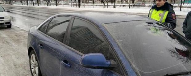 В Челнах за тонировку на пять суток закрыли автоледи