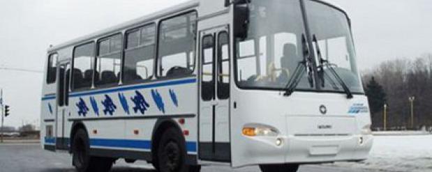 К набережночелнинским призывникам пустили автобус