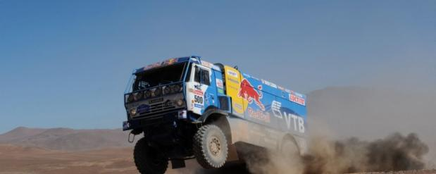 Команда из Челнов «КАМАЗ-Мастер» отправилась на Дакар
