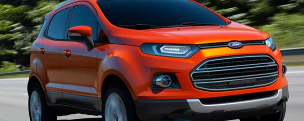 Компания Ford в Набережных Челнах запускает выпуск новых моделей EcoSport и Edge