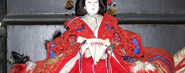 Куклы Японии приехали в Челны