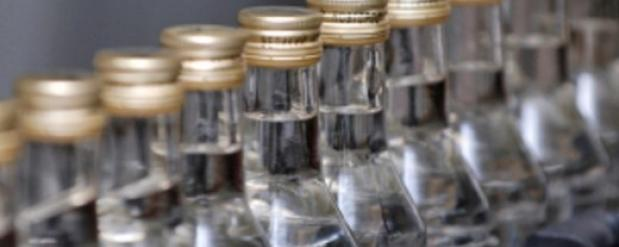 Крупную партию контрафактного алкоголя задержали в Набережных Челнах