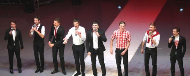 Команда КВН из Челнов выступила на Кубке мэра