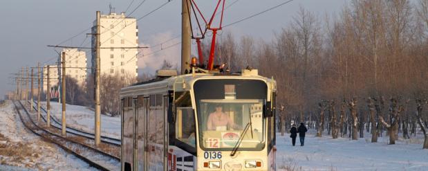 Общественный транспорт Челнов в Новый год будет ходить до 2.00 часов