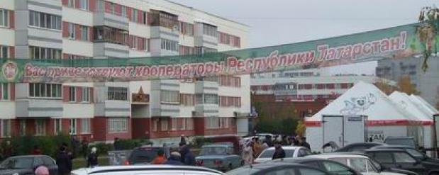 До ноября властями Набережных Челнов дозволена торговля по воскресеньям на Усманова