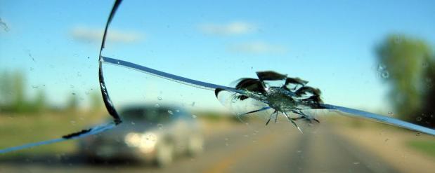 В Челнах обстреляли общественный транспорт
